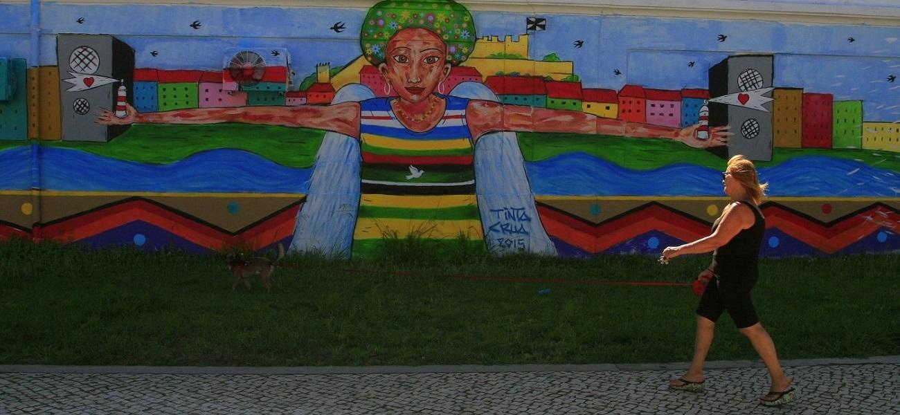 Lisbon painted