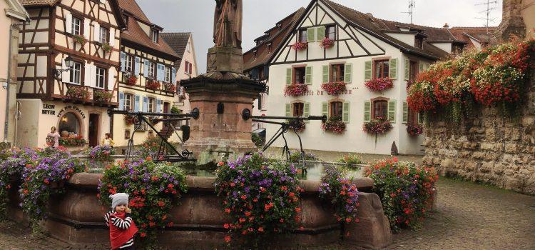 Eguisheim (8-10 septembrie 2019)