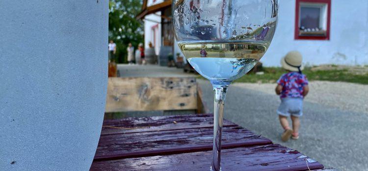 Și Beltiug, cu degustare de vin